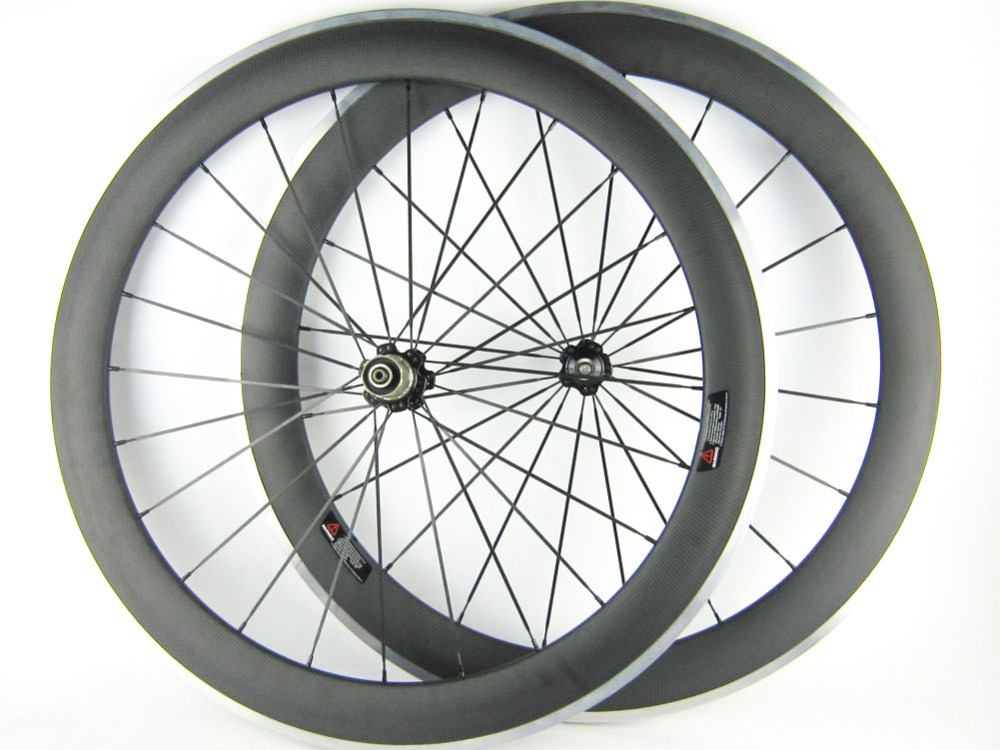 Alloy braking surface 60mm clincher carbon wheels aluminium bicycle wheelset small watyer booster pump reorder rate up to 80% shower booster pump