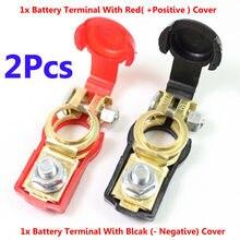 12 V автомобильный Quick Release Батарея отсоединить клеммы зажимы для проводов пара автомобиля Караван низкий профиль жилого автофургона