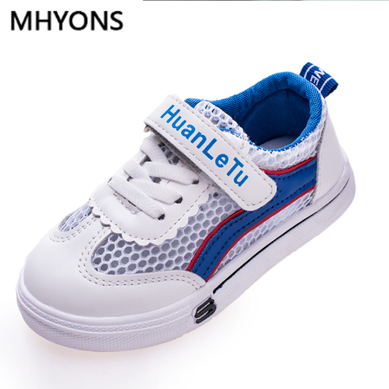 MHYONS Fashion PU Leather New Baby Boy Shoes for Boys Kids Girls Casual Shoes ...