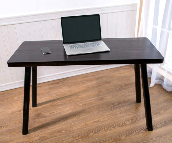 Simple Modern Pine Computer Desk High Quality Solid Wood Study On Aliexpress