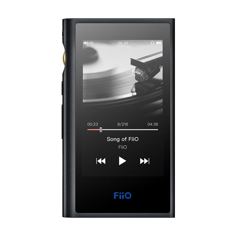 Herzhaft Fiio M9 Hifi Ausgewogene Ausgang Tragbare High-auflösung Audio Android Mp3 Player Bluetooth Lossless Musik Dac Wifi Dsd Ldac Aptx HöChste Bequemlichkeit Unterhaltungselektronik