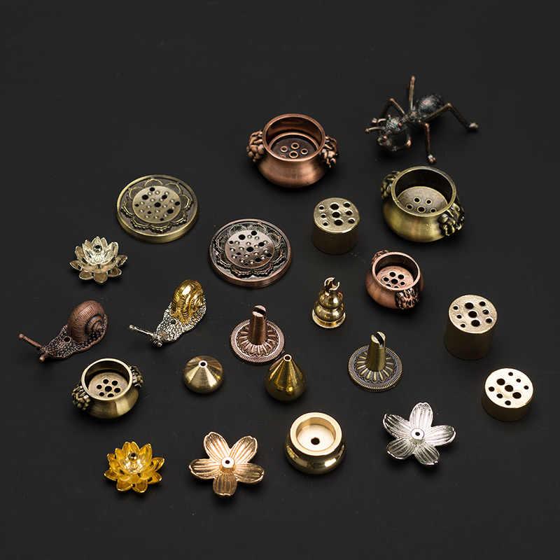 PINNY металлический креативный держатель для благовоний, цинковый сплав, муравьиная основа для благовоний, металлические изделия, украшение дома, сандаловое дерево, курильница для благовоний, оптовая продажа