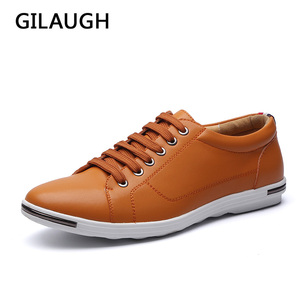 Image 2 - GILAUGH Brand New Classic Style Men Casual Shoes, Fashion Simple Designer Men Shoes, Plus Size Light Comfortable Flats