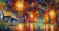 New arrival obraz na ścianie obraz olejny ulic obraz główna sztuka dekoracyjna naklejka farba na obraz olejny na płótnie RZ109