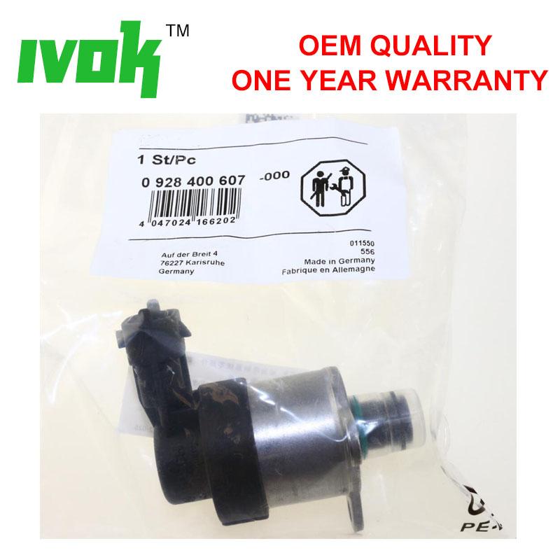 Common Rail System Pressure Regulator Suction Control Valve SCV For PEUGEOT CITROEN 0928400607 0 928 400 802 1920HT 9683703780