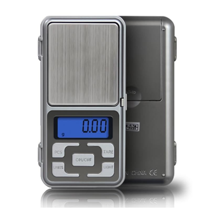 Карманные цифровые весы 200 г * 0,01 г, кухонные электронные весы, портативные весы для взвешивания золота, чая и трав