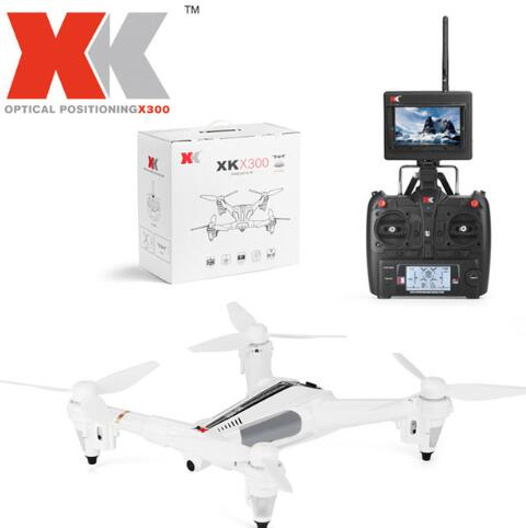 RC Quadcopter XK Altitude-Hold Air-Press 720p-Camera Positioning Optical-Flow With FPV