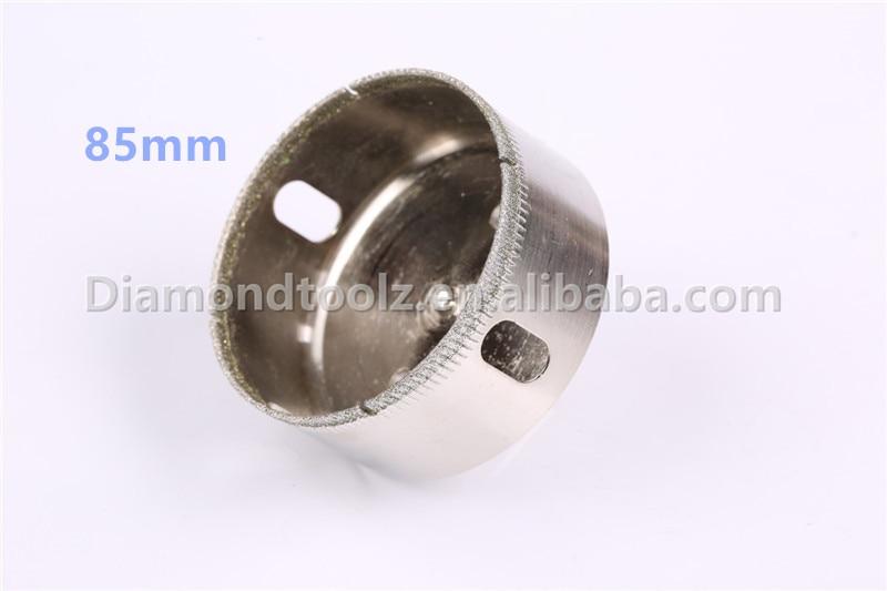 Talentool 85mm diamantové skleněné jádrové vrtáky Duté - Vrták - Fotografie 2