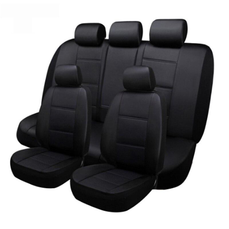 (Avant + Rea) 5 sièges en cuir housse de siège de voiture personnalisée pour BMW e30 e34 e36 e39 e46 e60 e90 f10 f30 x3 x5 x6 accessoires de voiture auto