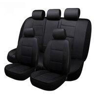 (Front+Rea)5 Seats leather Custom car seat cover For Opel antara CORSA d e GRANDLAND X KARL meriva omega vectra a b c