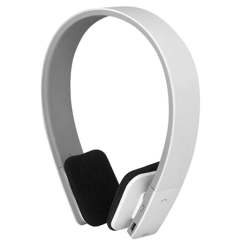 FineFun HOT AEC Wireless Bluetooth Headphones Earphone Headset Noice Canceling With Microphone For Ios Android Smartphone  PC hlton wireless bluetooth headphones handsfree earphone stereo headset noice canceling with mic for iphone smartphone table pc