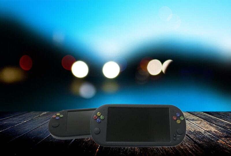 Nueva consola de juegos de 7 pulgadas 2