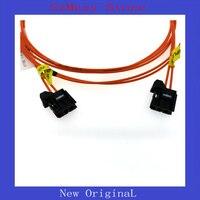 1PCS most 2.2M cable Audi BMW Benz fiber optics Connectors Male TO Male GJ32 18K925 AB|Connectors|   -