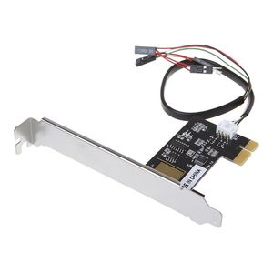 Image 3 - PCI E ordinateur de bureau télécommande 20m interrupteur de redémarrage sans fil allumer Off
