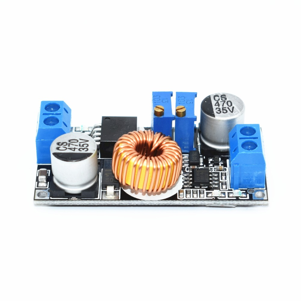 Оригинальный XL4015 E1 5A DC CC CV литиевых Батарея Шаг вниз зарядки Led Мощность конвертер литиевых Зарядное устройство модуль