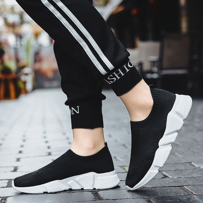 Spring Summer Women Running Shoes Socks Sneakers For Woman Sport Shoes Breathable Mesh Walking Shoes Zapatillas Mujer Deportiva