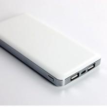 Зарядное устройство ультратонкий полимер умный питания для мобильных устройств 10000 м ма целом мобильный телефон зарядки Po подлинная