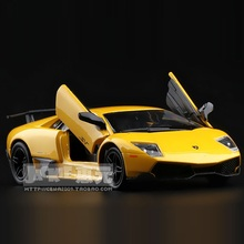 1:36-Alloy Diecast-Model Vehicles:rmz Supersport Bat Car LP670 Pull-Back-Cars City Car-Styling