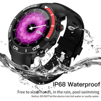 696 H8 Мода 4G gps Смарт часы IP68 Водонепроницаемый Android 7,1 поддержка Nano SIM 16 Гб/умные часы ROM монитор сердечного ритма шагомер