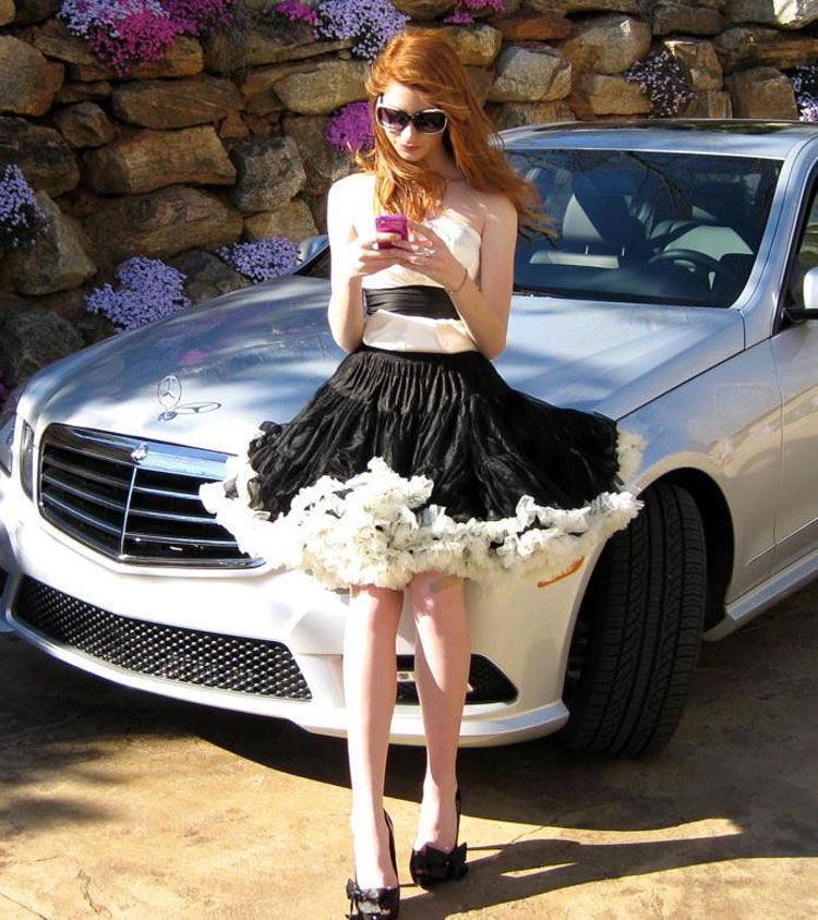 Women Teen Mini Skirt Pettiskirt S M L Ruffle Chiffon Ballet Tull Clothing Summer Women Tutu Skirts In Womens Skirt Adult