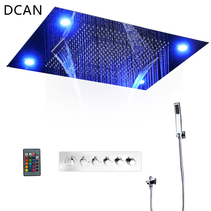 Dcan 5 functions intelligent shower set modern luxury - Intelligent shower ...