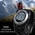 S928 Real-time Heart Rate Tracker GPS Smart Watch Phone Air Pressure Environment Temperature Height Sports Watch PK K88H GW01