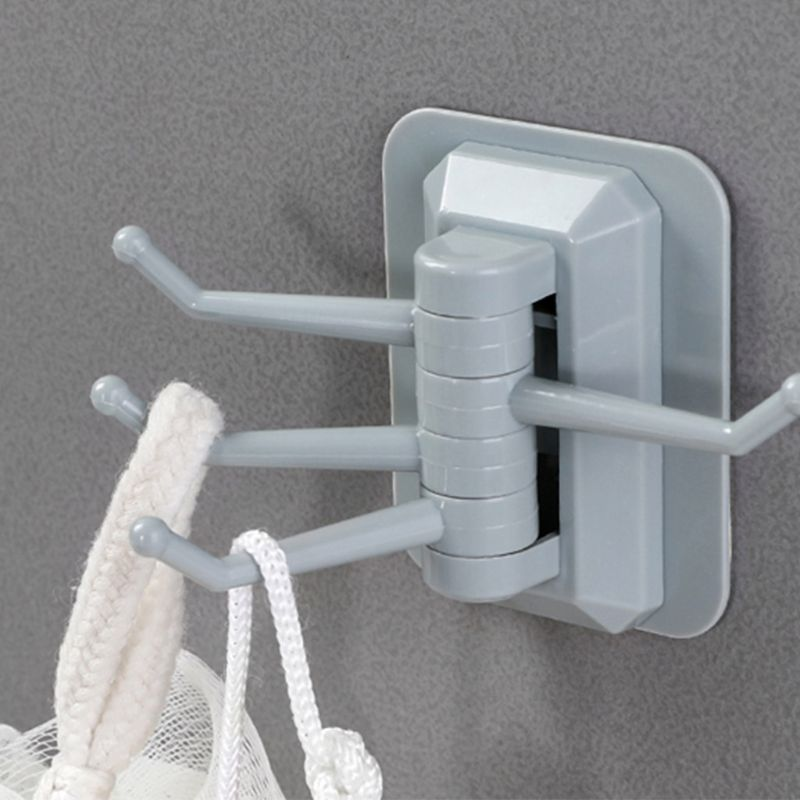 Multi-Purpose Hooks Kitchen Bathroom Rotating Wall Sucker Vacuum Suction Hook Towel Hanger Holder Home Organizing Suction Hanger