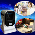 Free Shipping!MP6200 2D Image  Barcode Reader  Handsfree  Desktop Auto-sense CMOS Wired Barcode Scanner for Supermaket