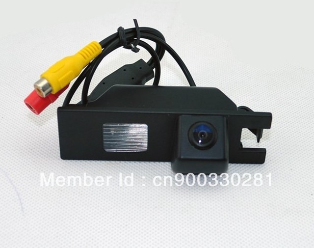 Sony ccd especial do carro rear view camera reversa de backup retrovisor reverter estacionamento para opel corsa astra vectra meriva zafira