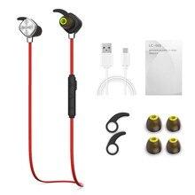 Bluetooth 4.1 Écouteur courir Étanche Sans Fil Écouteur Casque Sport Neckband Écouteurs avec MICRO pour Xiaomi Samsung Iphone