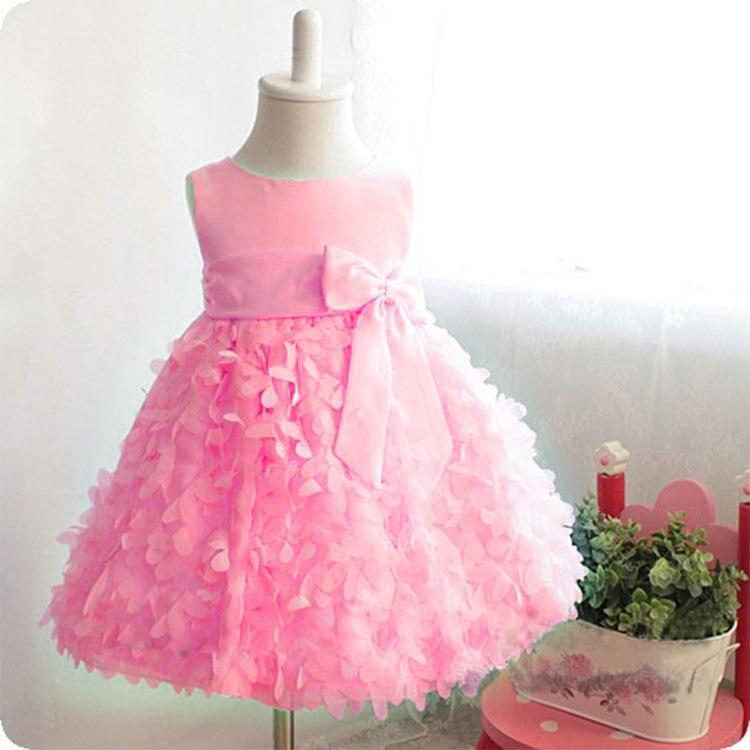 Großzügig Rosa Baby Party Kleid Zeitgenössisch - Brautkleider Ideen ...