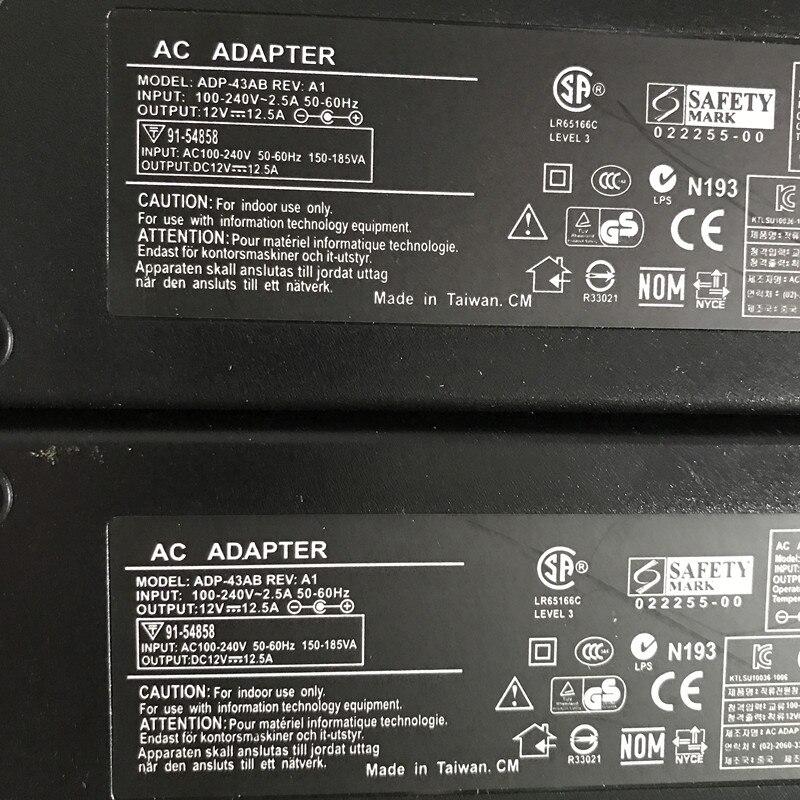 PICO BOX DC ATX PSU HTPC Mini PCAC Power Adapter DC 12V 12 5A 150W