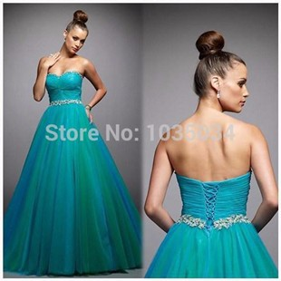 2016-New-Arrival-Elegant-Sweetheart-Tulle-Beading-Celebrity-Gown-Ball-Quinceanera-dresses-Custom