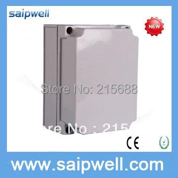 2015 NEW Saipwell waterproof plastic junction mini plastic container box light plastic enclosure 80 110 85mm