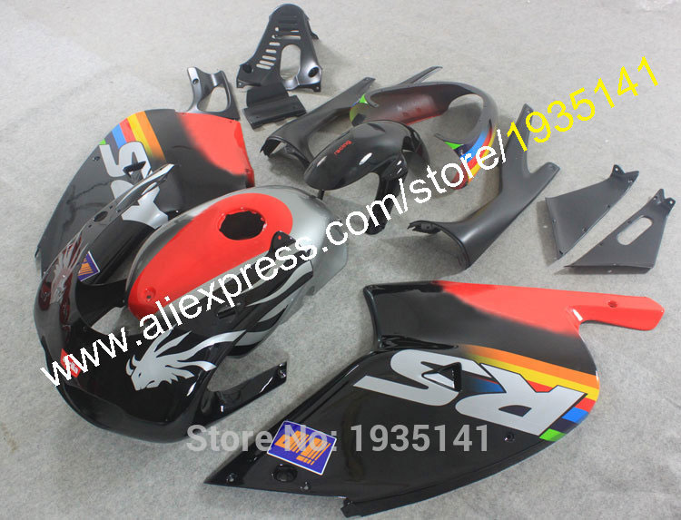 Hot Sales,Motorcycle bodywork parts For Aprilia RS 125 Fairing 2001 2002 2003 2004 2005 RS125 01 02 03 04 05 more color Cowling