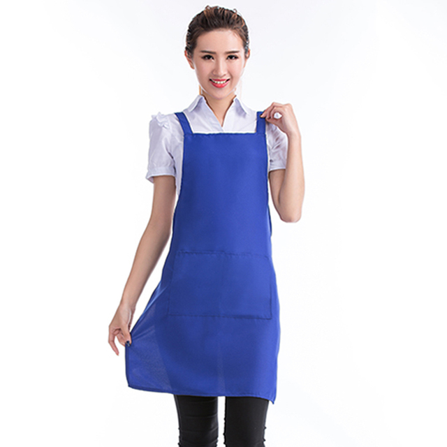 Beau Kitchen Aprons Hotel Waitress Apron For Kitchen Home Housekeeping Baking  Restaurant Chef Aprons Womens Cleaning Bib