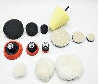 High Quality1 2 3 Inch Fine Grinding Polishing Buff Foam Pad 3foam Pad 3backing Pad 3japanese