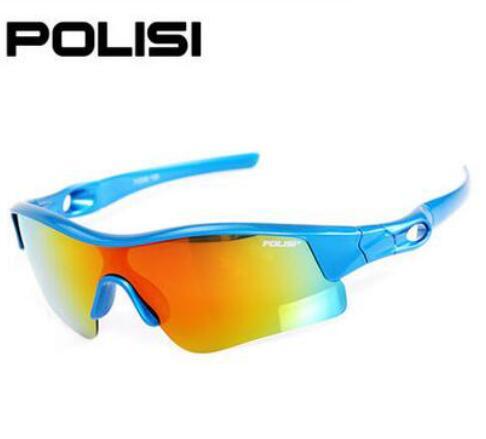 POLISI Для детей велосипед Велоспорт сноуборд снегоход Лыжный Спорт Открытый Спортивные очки защитные Очки