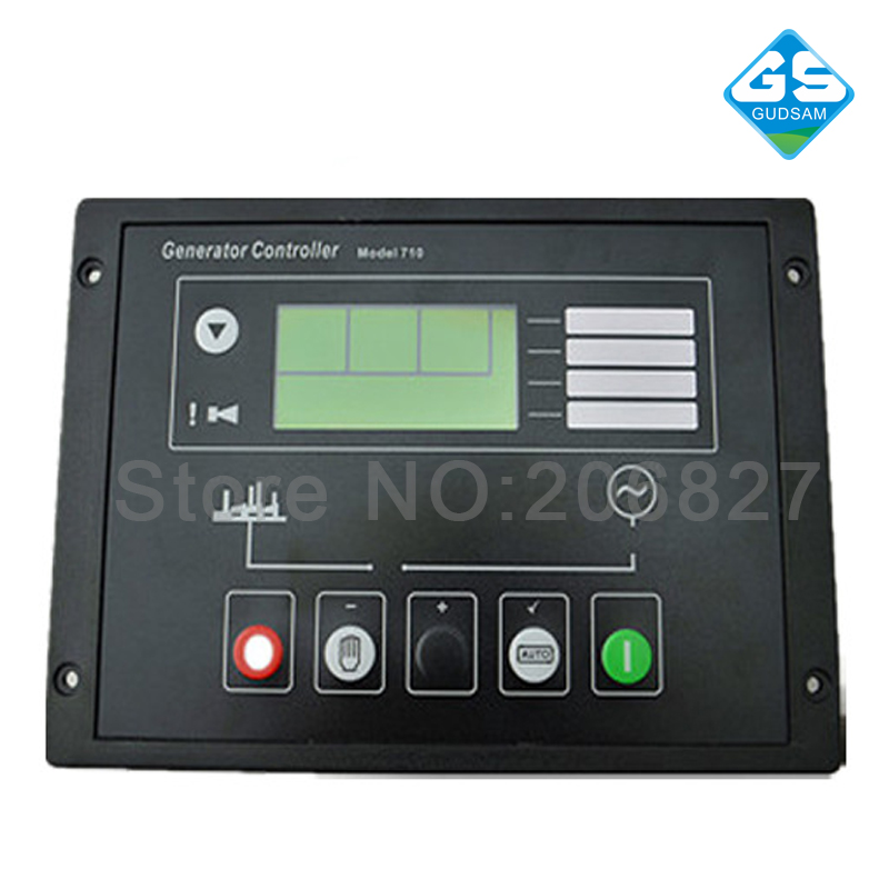 DSE710 Deep Sea Controller for Generator DSE 710 free shipping deep sea generator set controller module p5110 generator control panel replace dse5110