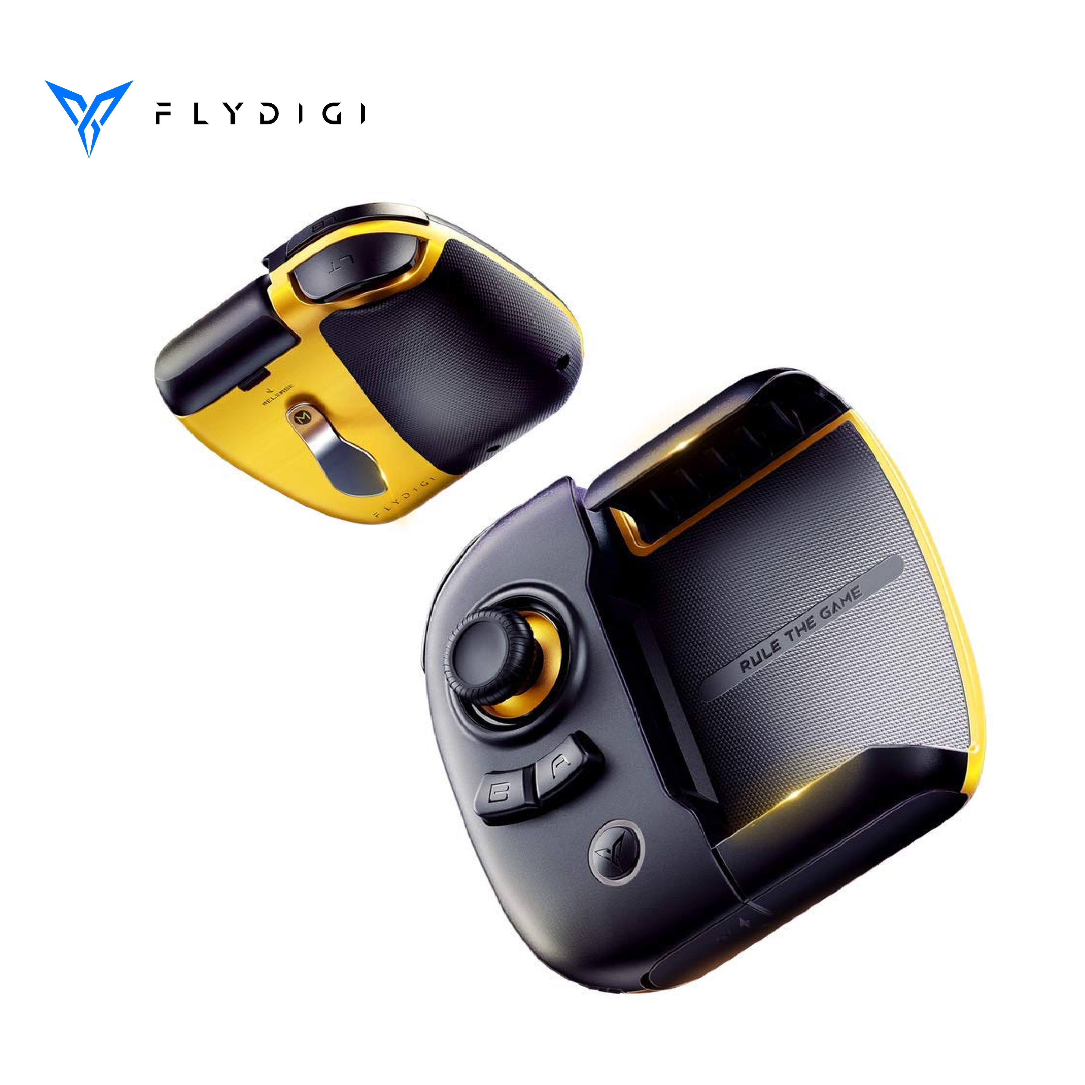 Flydigi Wasp 2 Half Handed gamepad mobile phone pad tablet controller pubg COD mobile IOS/Android Bluetooth controller геймпад(China)