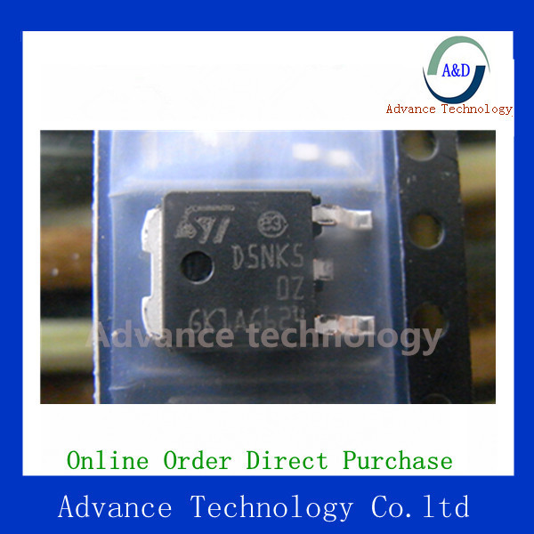 product Marking code D5NK5 IC DPAK (please contact me for further information)