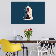 Beauty Beast Movie Wallpaper Wall Art Canvas Posters Prints Oil Painting Wall Pictures For Bedroom Modern Home Decor Accessories beauty beast movie wallpaper wall art canvas posters prints oil painting wall pictures for bedroom modern home decor accessories
