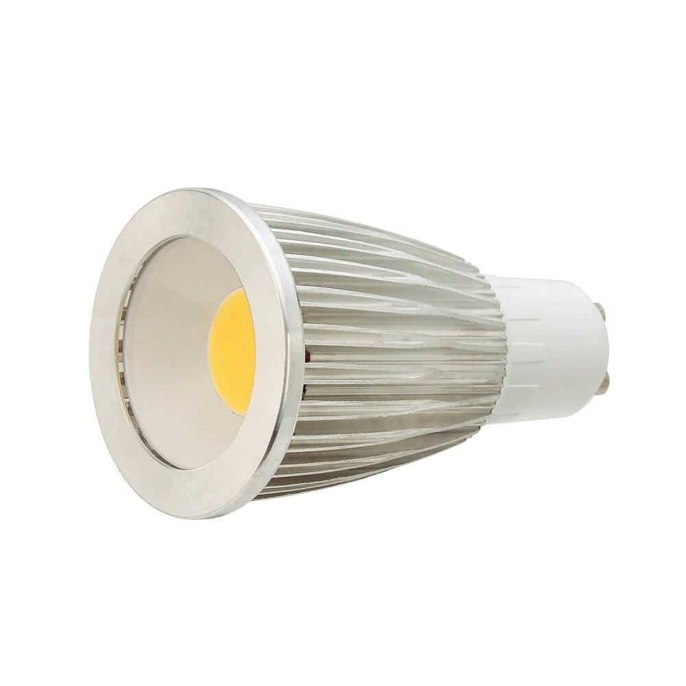 Cree COB Bombillas LED Lamp GU10 Lampada LED Bulb E27 220V Lamparas Spotlight 5W 7W 9W GU5.3 Spot light GU 10 Luz Ampoule