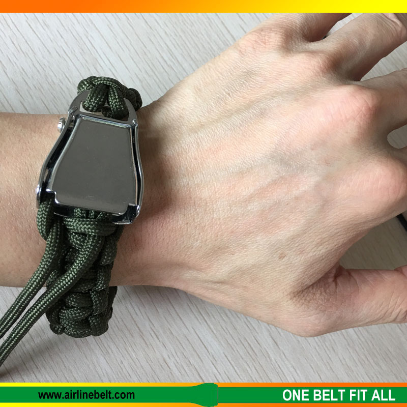 paracord-one belt fit all-2