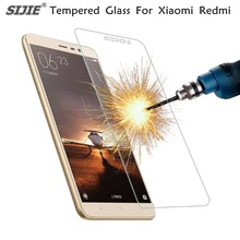 9H Tempered Glass For Xiaomi Redmi NOTE 3 PRO SE Special Edition Official Redmi 4X 5A 4A Note 4X Global Version 4 Pro mi5x mi6