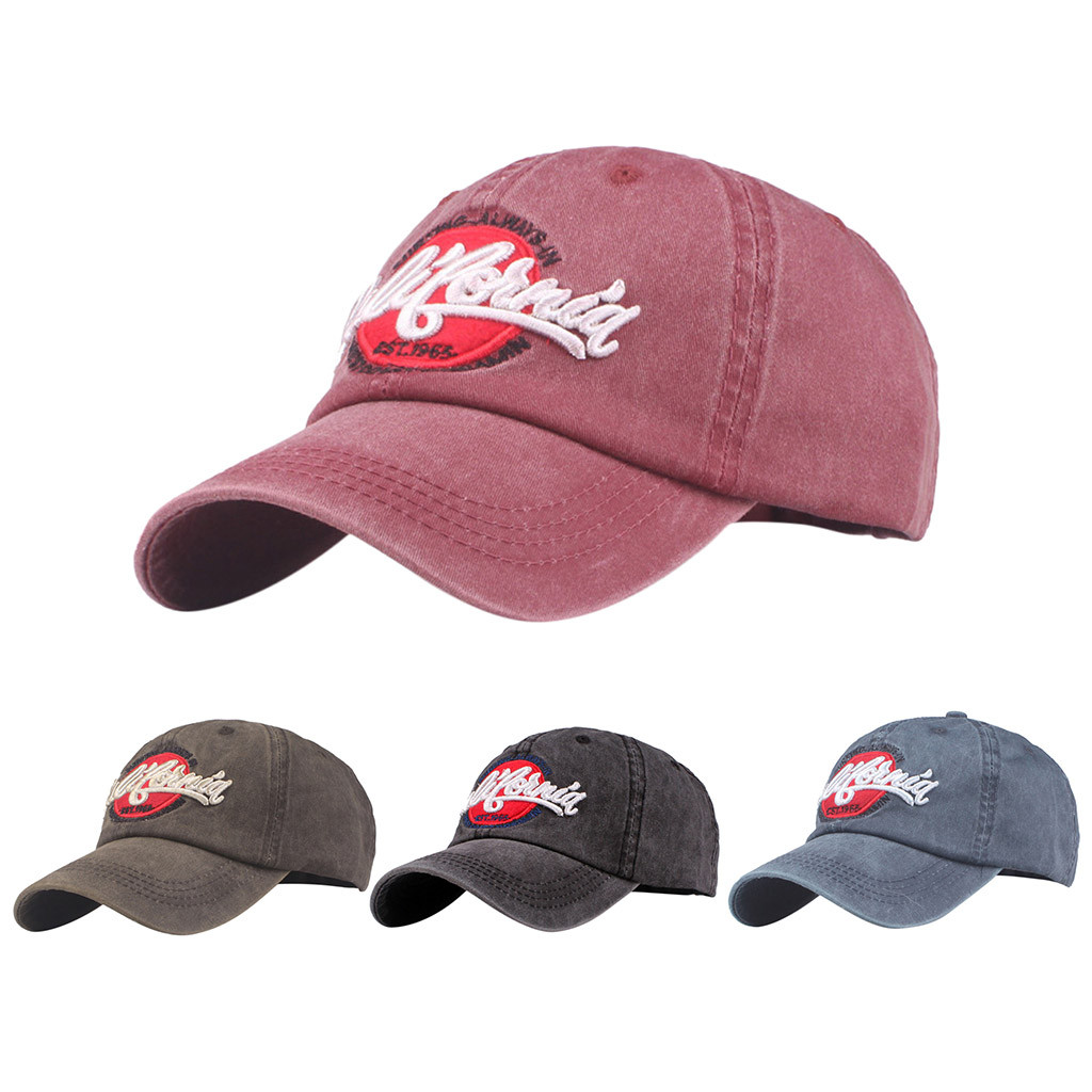 Latest Collection Of New Duck Hat Unisex Sunshade Wash Embroidery Baseball Men And Women Out Of The Cap Z118