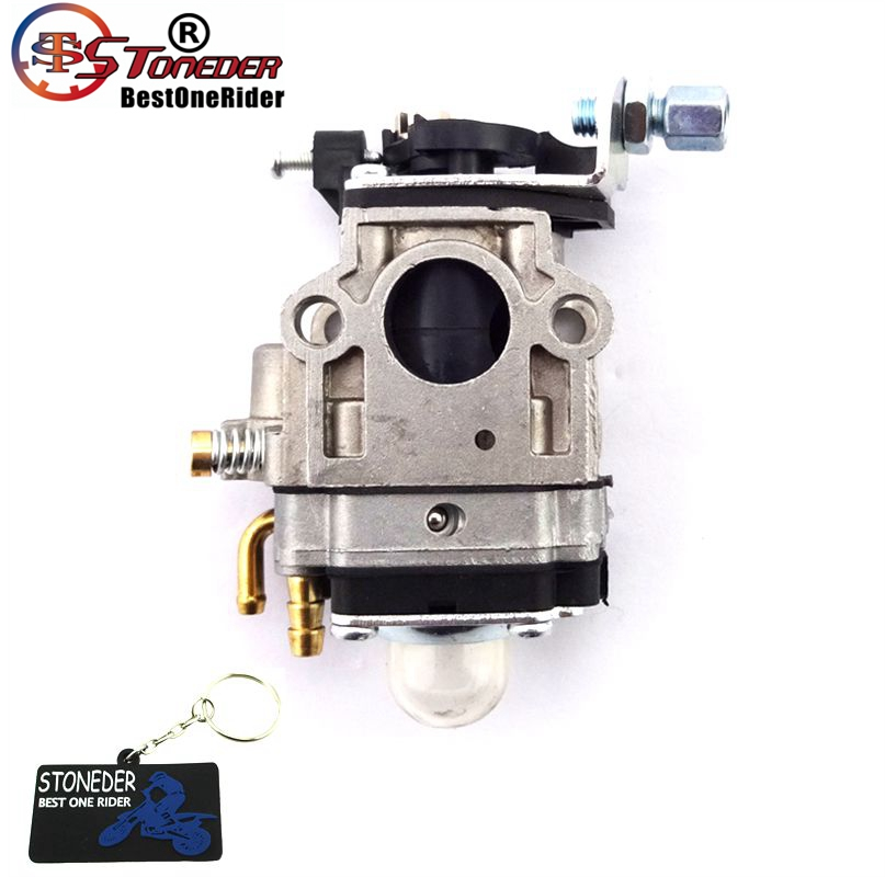 NEW 49CC 15mm CARBURETOR FOR 2 STROKE GAS Stand Up SCOOTER Super BIKE Dirt Bike