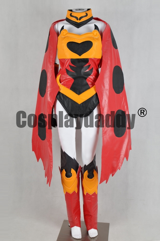 fairy tail mage erza scarlet flame empress armor outfit