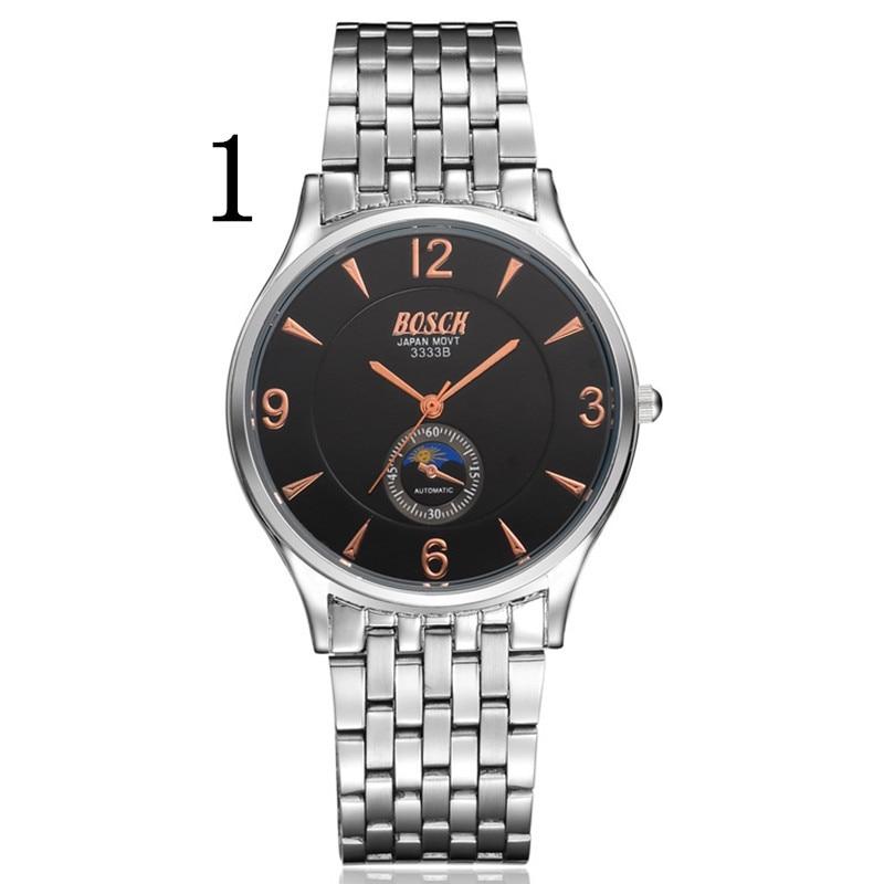 Men's Watch Male Student Korean Edition Simple Trend Casual Waterproof Electronic Belt Quartz Watch Male цены