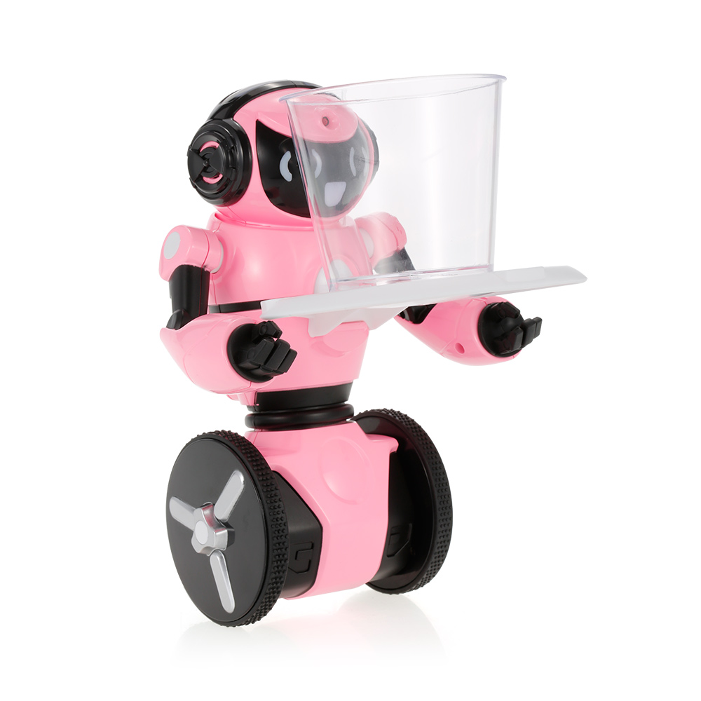 Wltoys RC Robot F4 0.3MP Camera Wifi FPV APP Control Intelligent G-sensor Smart Robot Super Carrier RC Toy Gift for Children (13)